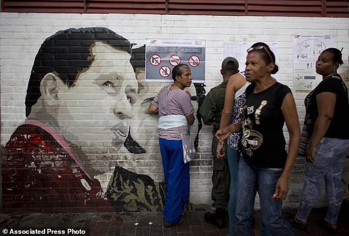 Tổng thống Venezuela: Các đảng đối lập biến khỏi bản đồ chính trị - Ảnh 4.