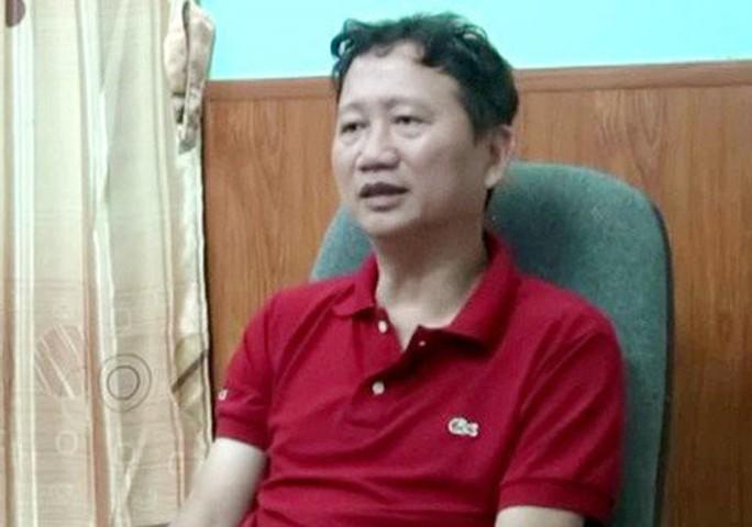 Ra đầu thú, Trịnh Xuân Thanh vẫn khai báo không thành khẩn - Ảnh 1.