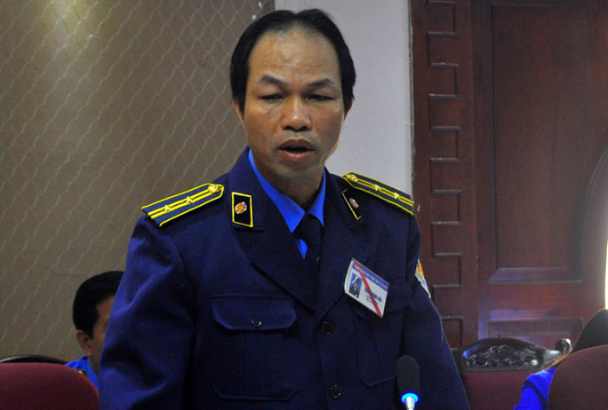 Chánh thanh tra giao thông Hà Nội bị cấp dưới tố bảo kê xe quá tải - Ảnh 1.