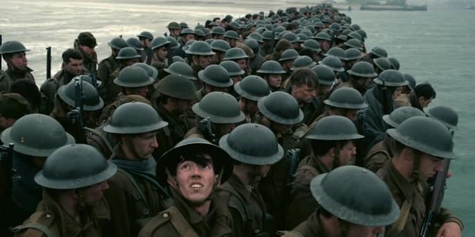 Cuộc di tản Dunkirk xứng đáng mưa lời khen - Ảnh 1.
