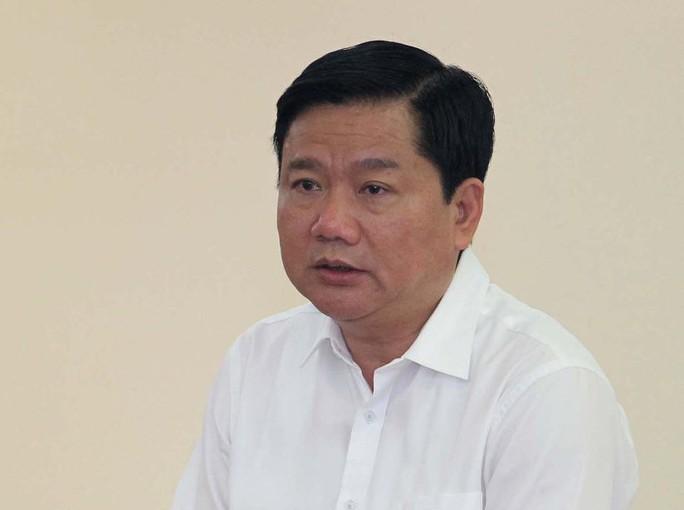 Ông Đinh La Thăng  gọi điện dàn xếp trốn trách nhiệm khi làm Bí thư TP HCM - Ảnh 1.