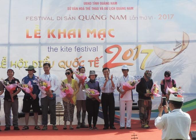 Đắm chìm với những màn trình diễn tại Festival Diều quốc tế - Ảnh 4.