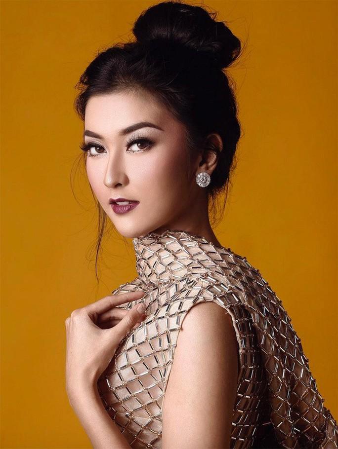 Cận cảnh nhan sắc tân Hoa hậu Quốc tế - Ảnh 8.