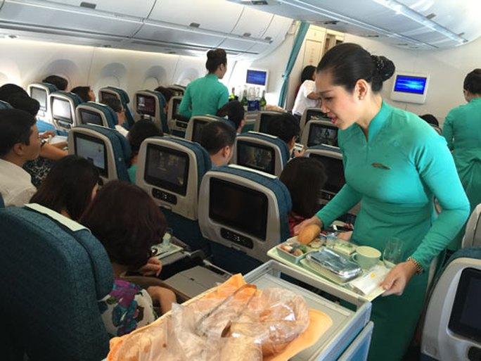 VNA - Air France hợp tác, khách bay hưởng lợi - Ảnh 1.