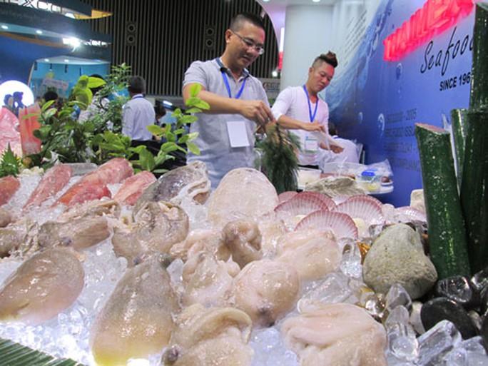 Đề nghị EU lùi xem xét thẻ vàng với hải sản Việt Nam - Ảnh 1.