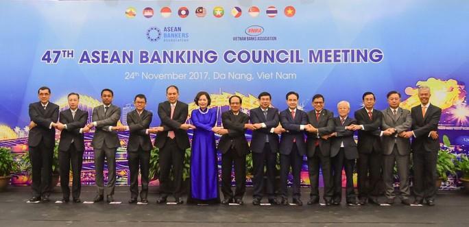Tăng cường hợp tác giữa các ngân hàng trong ASEAN - Ảnh 1.