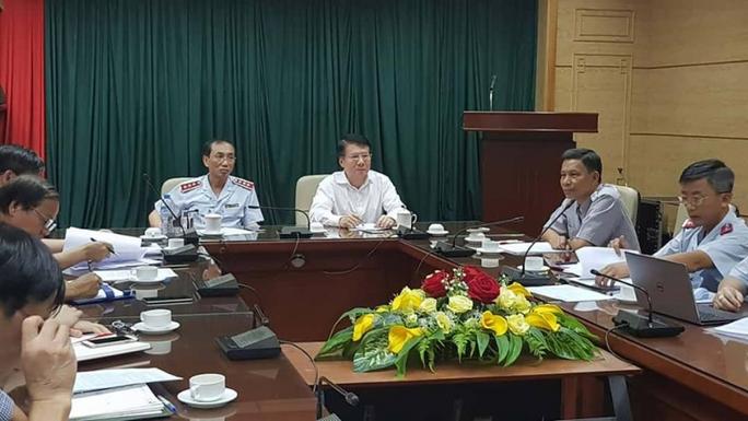 TTCP công bố thanh tra trách nhiệm Bộ trưởng Bộ Y tế - Ảnh 1.