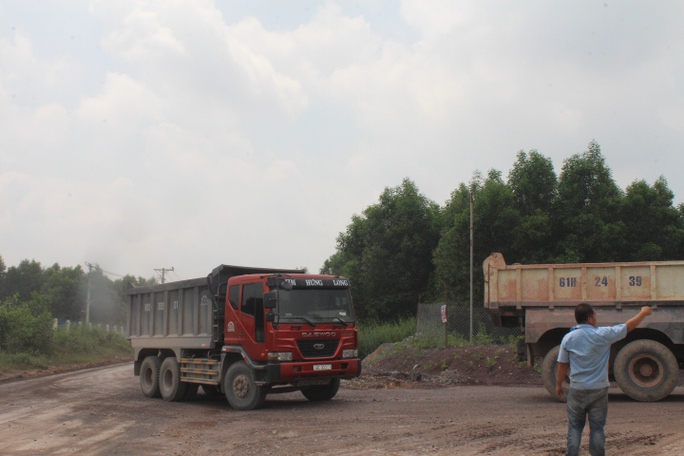 Cận cảnh khu mỏ đá và trạm BOT liên quan phó bí thư Đồng Nai - Ảnh 9.