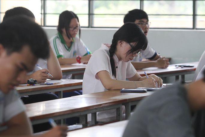Tỉ lệ tốt nghiệp THPT sẽ tăng? - Ảnh 1.