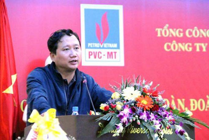 Sau 10 tháng bị truy nã, Trịnh Xuân Thanh ra đầu thú - Ảnh 1.