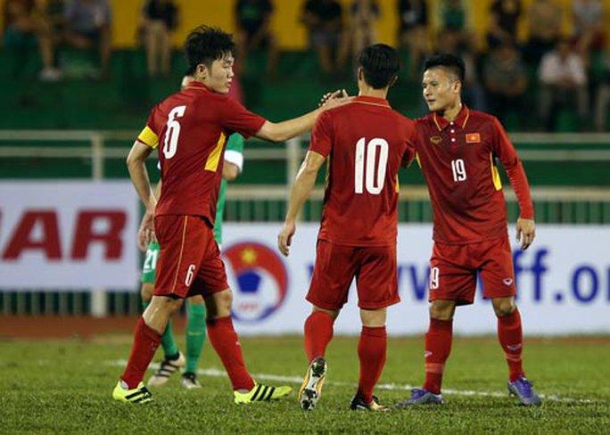 U23 Việt Nam -  Hàn Quốc: Tránh thua 4 bàn là vào VCK - Ảnh 1.