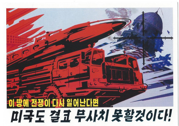 Chiến lược Triều Tiên của ông Donald Trump phản tác dụng - Ảnh 1.
