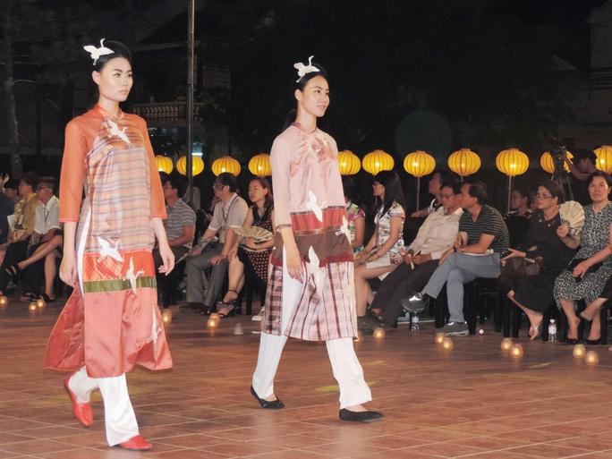 Ấn tượng thời trang tại Đêm lụa Phương Đông huyền ảo          - Ảnh 11.