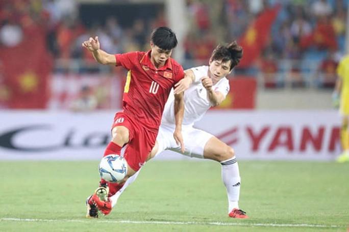 Thất vọng khách mời của U23 - Ảnh 1.