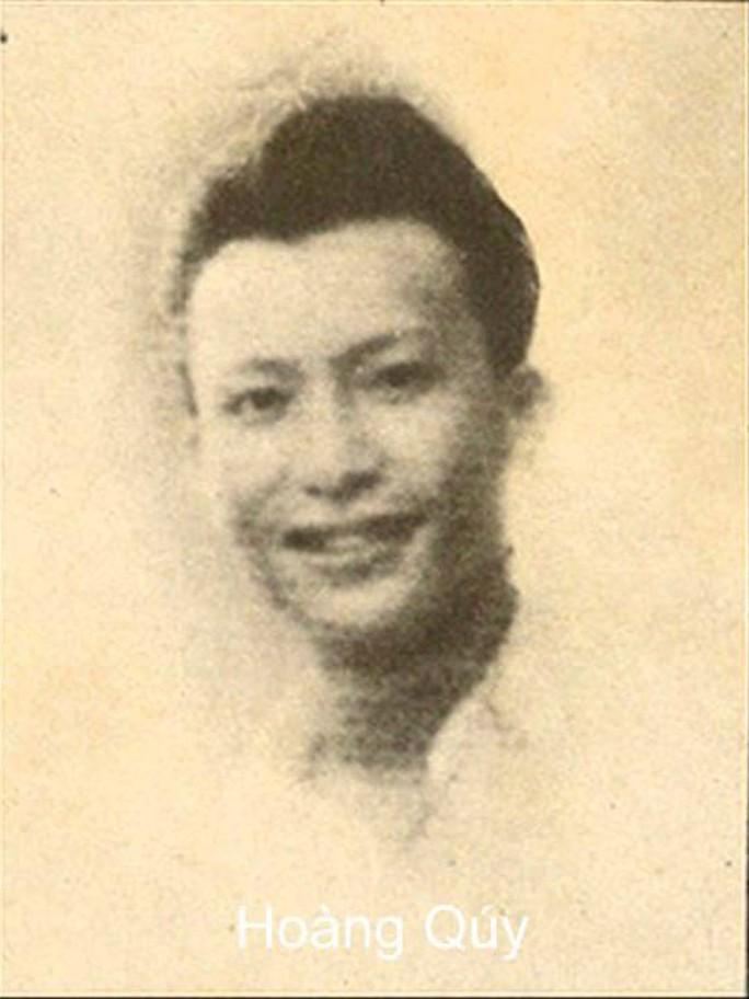 Nhạc sĩ Hoàng Quý - Người tài mệnh yểu - Ảnh 1.