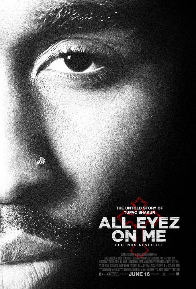 Phim về rapper Tupac Shakur bị kiện vi phạm bản quyền - Ảnh 1.