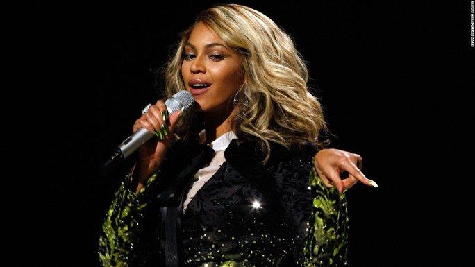 Beyoncé, một trong 5 ứng viên giải hạng mục Album và Ghi âm của năm