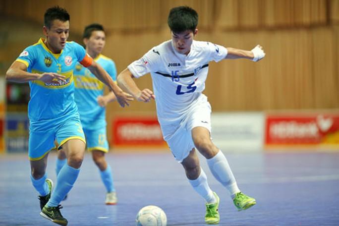 Tuyển futsal đã gọi cầu thủ Sanna Khánh Hòa - Ảnh 1.