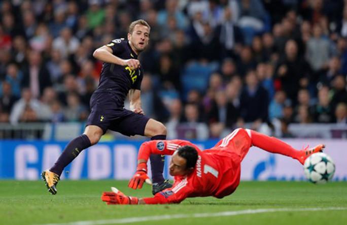Tottenham - Real: Thành bại tại Kane - Ảnh 1.