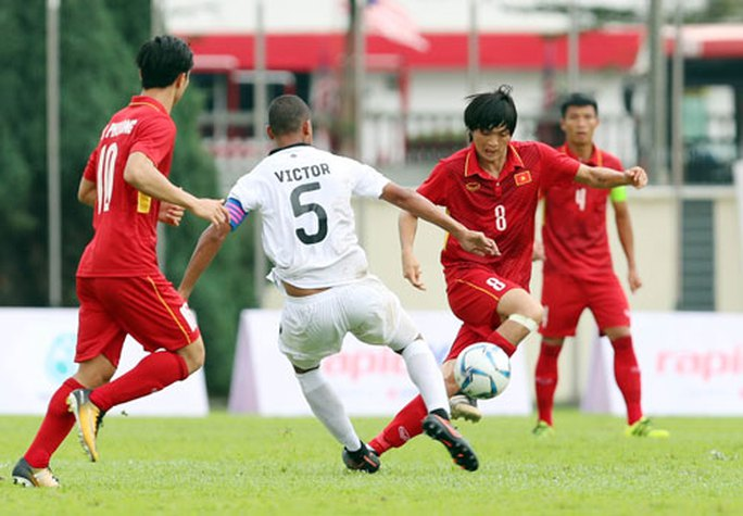 U22 Việt Nam - Campuchia: Không thể sai lầm như tại AFF Cup - Ảnh 1.