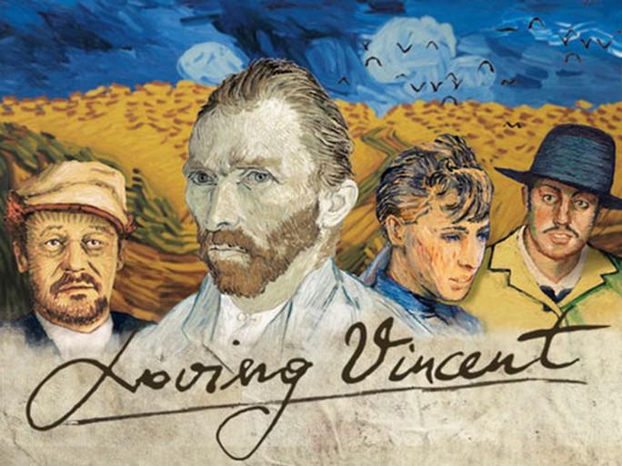Bất ngờ với phim về cuộc đời danh họa Van Gogh - Ảnh 1.