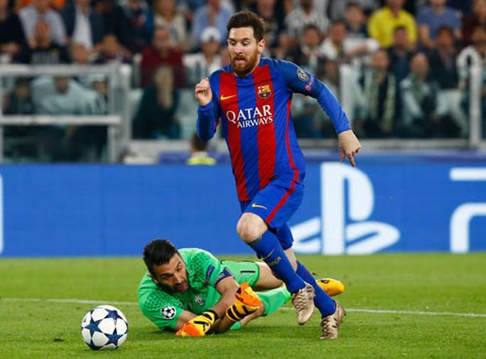 Barcelona - Juventus: Chờ Messi tỏa sáng - Ảnh 1.