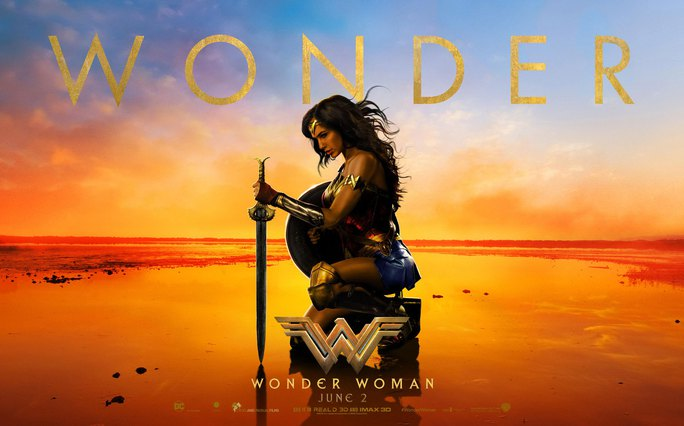 Wonder Woman nhắm giải Oscar - Ảnh 1.