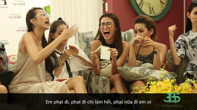 Hình ảnh tệ hại của người mẫu Việt - Ảnh 3.
