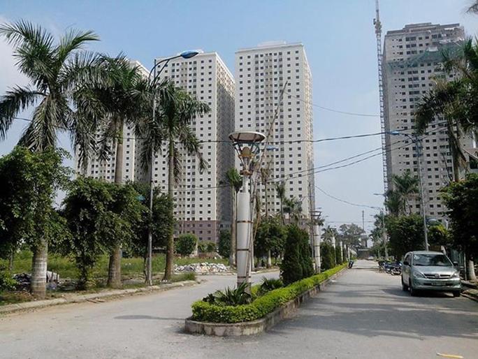 Một khu chung cư Đại Thanh do Đại gia điếu cày làm chủ đầu tư