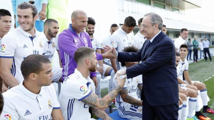 Champions League: Real treo thưởng gấp 4 lần Juventus - Ảnh 1.