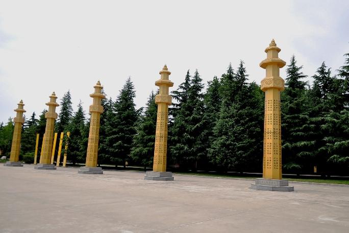 Bí ẩn bảo vật ngàn năm trong ngôi chùa lớn nhất Trung Quốc - Ảnh 6.