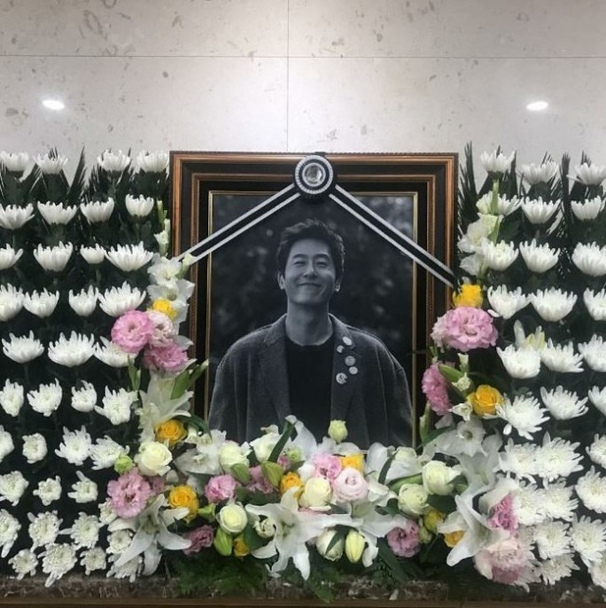Nhiều sao Hàn tiễn đưa Kim Joo Hyuk - Ảnh 2.