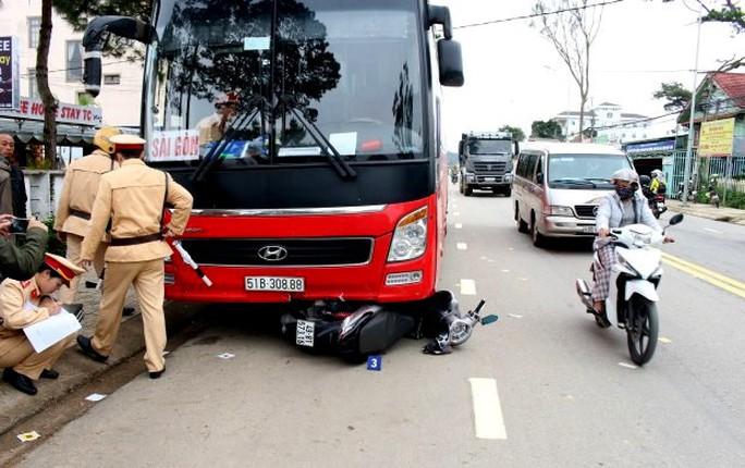 Lâm Đồng: Hai vụ TNGT, 2 người tử vong, 1 người trọng thương - Ảnh 2.