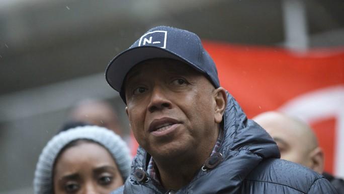 Nghệ sĩ Russell Simmons từ chức sau cáo buộc về tình dục - Ảnh 2.