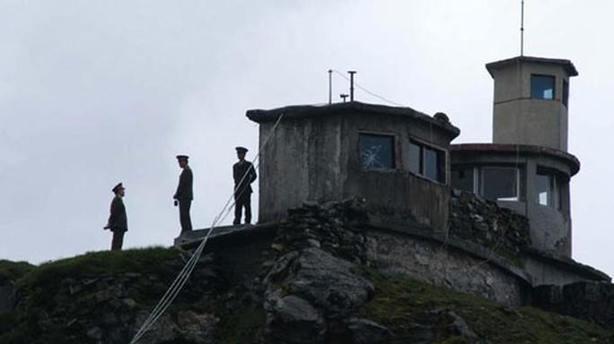 Trung Quốc tăng sức ép lên Ấn Độ - Ảnh 1.