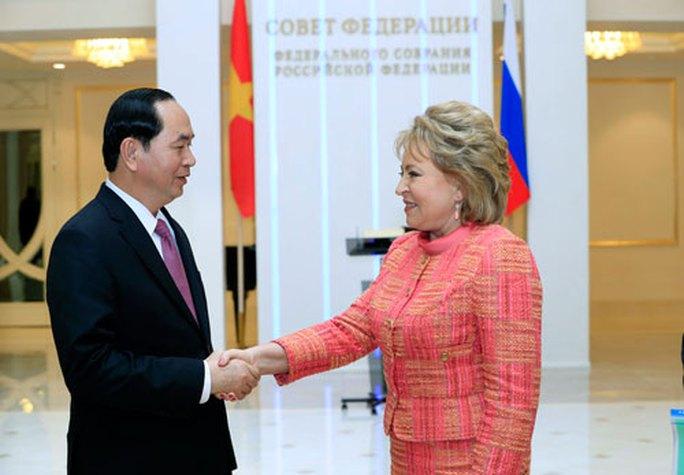Bước ngoặt trong quan hệ Việt - Nga - Ảnh 1.