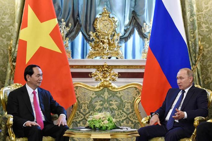 Thúc đẩy hợp tác toàn diện Việt - Nga - Ảnh 1.