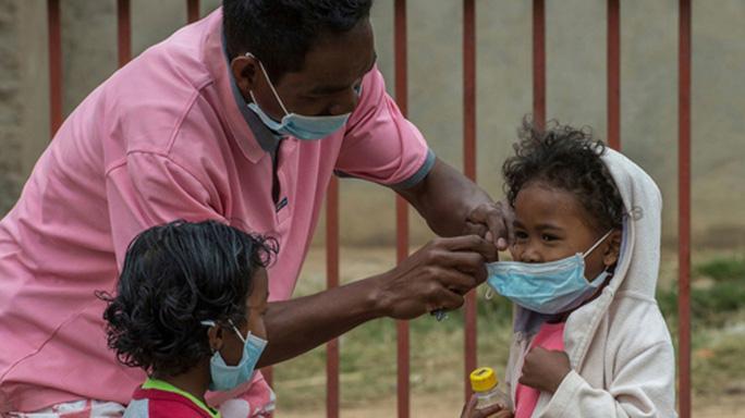 Madagascar bùng phát cái chết đen bất thường - Ảnh 1.