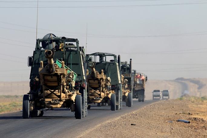 Thế kẹt của Mỹ ở Iraq - Ảnh 1.