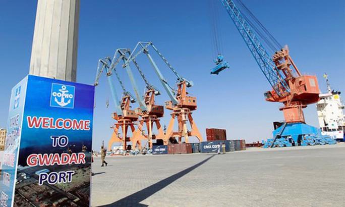 Trung Quốc đổ tiền vào thị trấn biển của Pakistan - Ảnh 1.