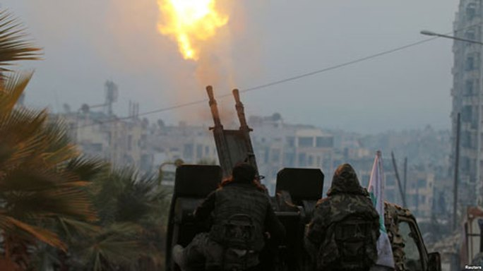 Mỹ nhường sân ở Syria cho Nga? - Ảnh 1.