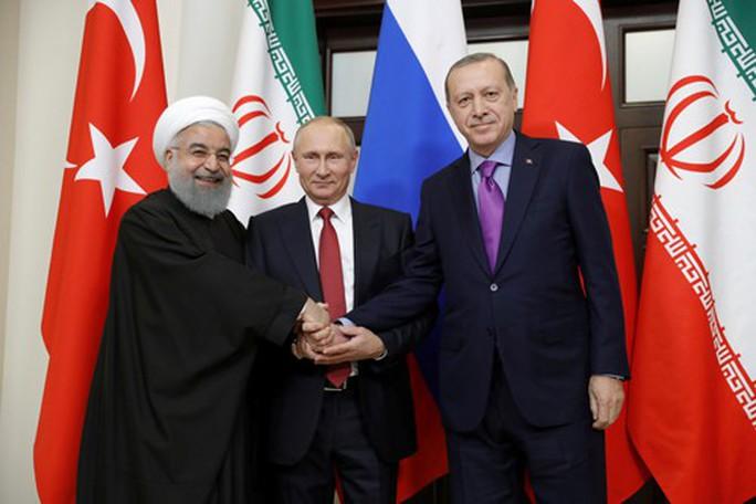 Nguy cơ Syria bị chia cắt - Ảnh 1.
