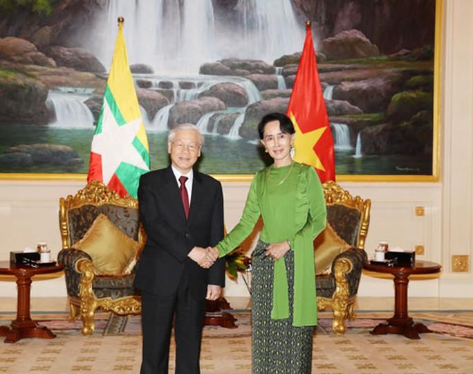 Việt Nam - Myanmar còn nhiều tiềm năng hợp tác - Ảnh 1.