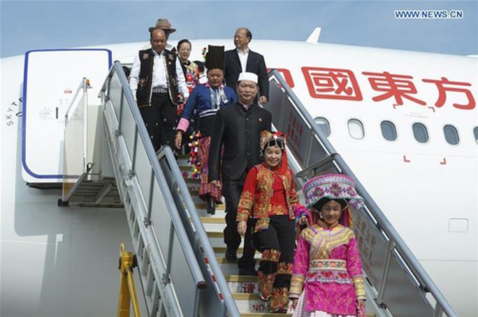 Trung Quốc khai mạc đại hội đảng - Ảnh 1.