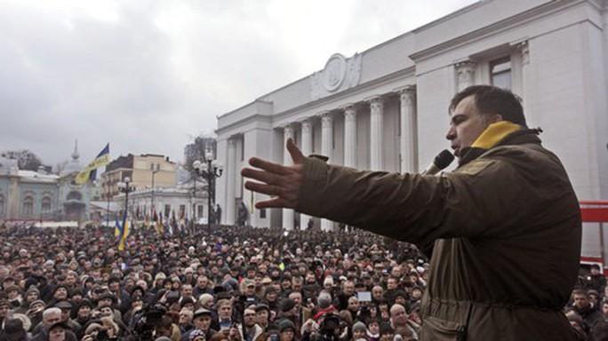 Kỳ lạ chính trường Ukraine - Ảnh 1.