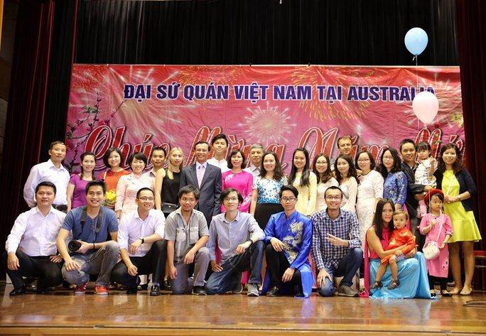 Tết cộng đồng là ngày hội của bà con người Việt tại Úc