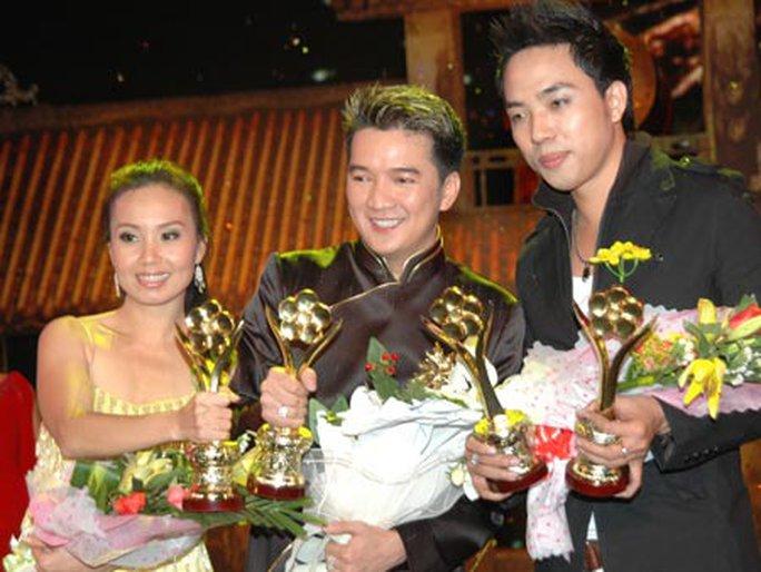 Danh sách Giải Mai Vàng lần thứ XIV-2008 - Ảnh 1.