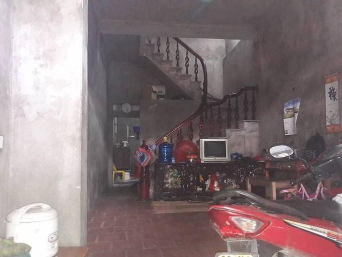 Ngôi nhà xảy ra vụ việc đau lòng