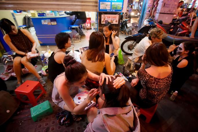 Ai sướng nhất đêm Halloween ở Sài Gòn? - Ảnh 13.
