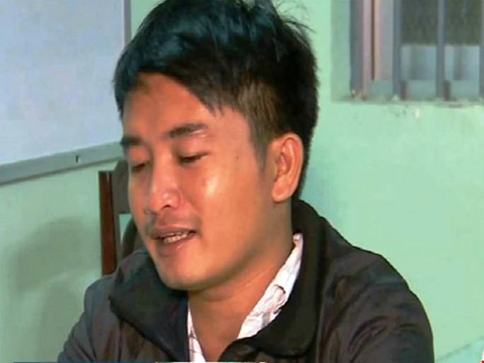 Tài xế Trần Mạnh Thống bị tạm giữ để điều tra về tội Chống người thi hành công vụ